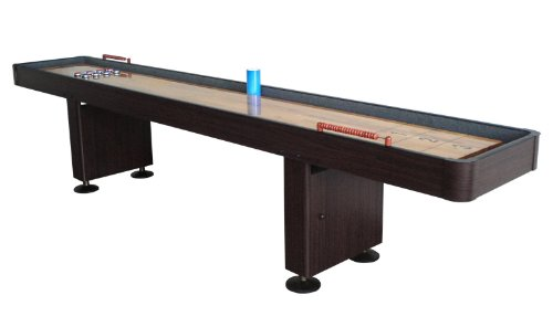 Challenger 9 ft Shuffleboard Table - (Challenger Shuffleboard Table)