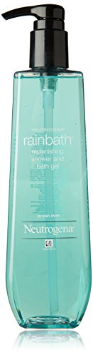 Skin Replenishing Gel (Neutrogena Rainbath Replenishing Shower and Bath Gel, Ocean Mist, 40 fl.oz.)