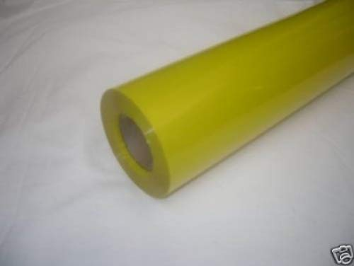 10m x 80cm Roll Tinted Lemon Cellophane Wrap. Florist Quality / Bouquet / Gif... by Tinted Cellophane Wrap
