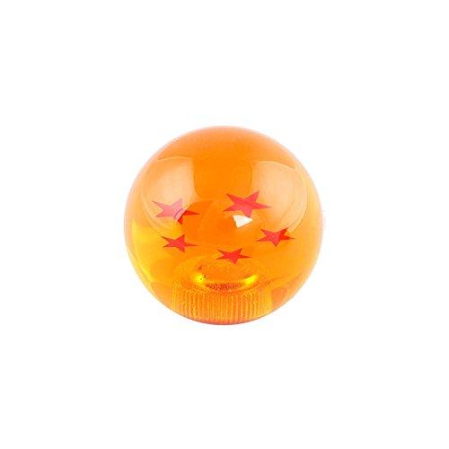Ocamo Creative Dragon Ball Universal Manual Gear Shift Knob Stick Acrylic Shifter Lever Head 5 stars