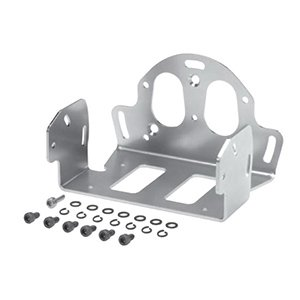 Omron 406350010 Mounting Bracket, For Use With OS32C Safety Laser Scanner
