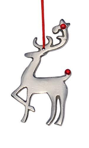 Handmade Christmas Ornaments Set of 8 Christmas Tree...