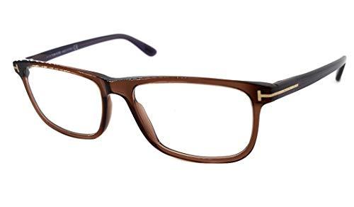 58f6bfa236 Jual TOM FORD Eyeglasses FT5356 001 Shiny Black 55MM - Prescription ...