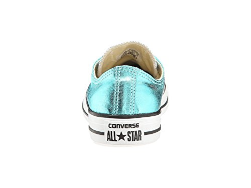 All Black Adulto Star Chuck Altas Zapatillas Taylor White Converse Fresh Hi Cyan Unisex Core Uq7ET