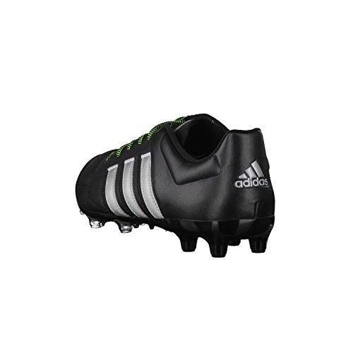 adidas Ace Mid FG/AG Lea, Scarpe da Calcio Uomo black