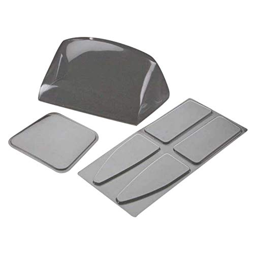Top Flite Window Set with Windshield: Cessna 182 60 ()