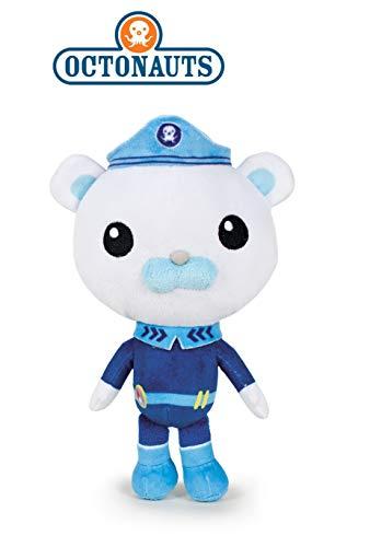 Octonauts Famosa Softies - Plush Toy The Captain Barnacles (Polar Bear) 13