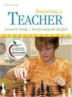 Becoming a Teacher 8th (eighth) edition Text Only PDF