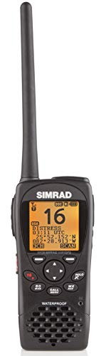 Simrad VHF HH Radio,HH36,DSC, US/CAN