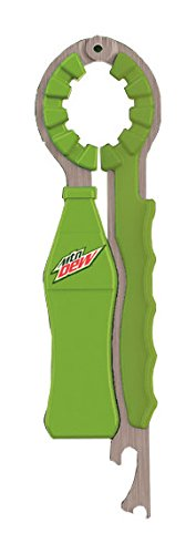 Jokari 18304P1 1 Count Mountain Dew Modern Logo 3-in-1 Beverage (Logo Beverage)