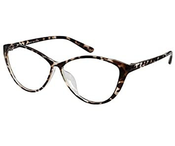 7461d3a9aa Amazon.com   Ebe Women Designer Glasses Cat Eye Reading Glasses Reader  Cheaters Tortoise +1.50 by EyeBuyExpress   Beauty