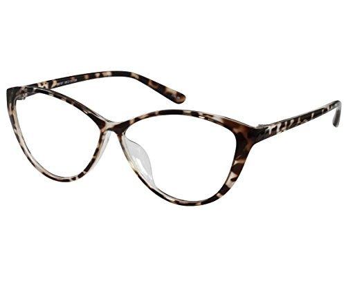 Ebe Women Designer Glasses Cat Eye Reading Glasses Reader Cheaters Tortoise +1.50 by - Perth Glasses