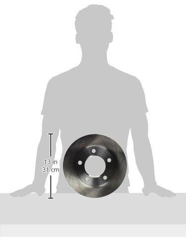 Centric Parts 121.63006 C-Tek Standard Brake Rotor