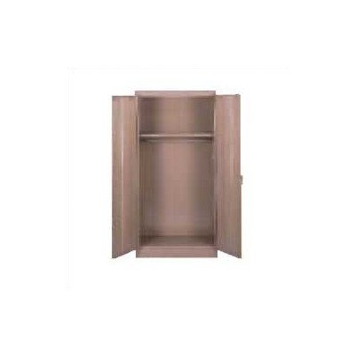 2 Door Storage Cabinet Color: Champagne Putty