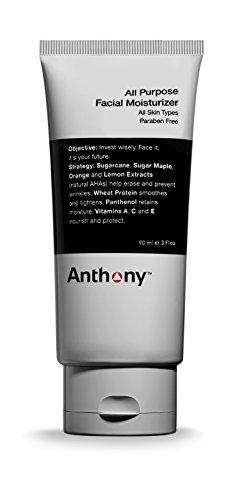 Anthony All Purpose Facial Moisturizer, 2.5 oz.