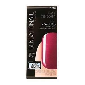 Sensationail Color Gel Polish, Jelly Sherbet, .25 fl oz