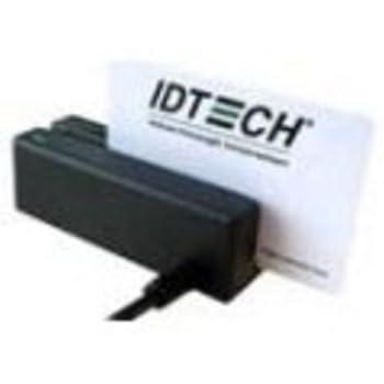 Idtech IDMB-334102B MiniMag II MagStripe Reader, Track 2, USB Keyboard Emulation, Black
