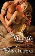 book cover of The Viking\'s Defiant Bride