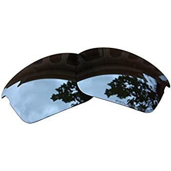 b035a70193d Polarized Replacement Lenses for Oakley Bottle Rocket Sunglasses - 5  Options Available (Black Iridium)