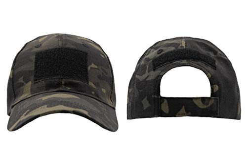 Acme Approved Tactical Cap (Black Multicam-STD)