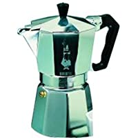 (3 Cup) - Bialetti Moka Express 3 Cup Espresso Maker 06799