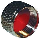 AMPHENOL CONNEX 202102-10 RF/COAXIAL, DUST Cap, NO Chain, N/UHF