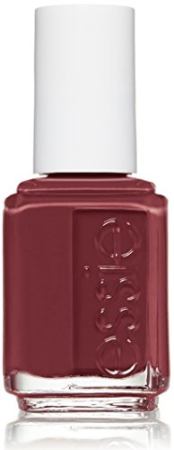 essie nail polish, angora cardi, deep rose purple nail polish, 0.46 fl. oz.
