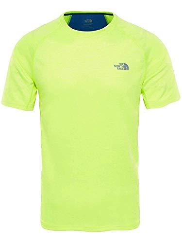 The North Face M Ambition S/S Camiseta, Hombre: Amazon.es: Ropa y ...