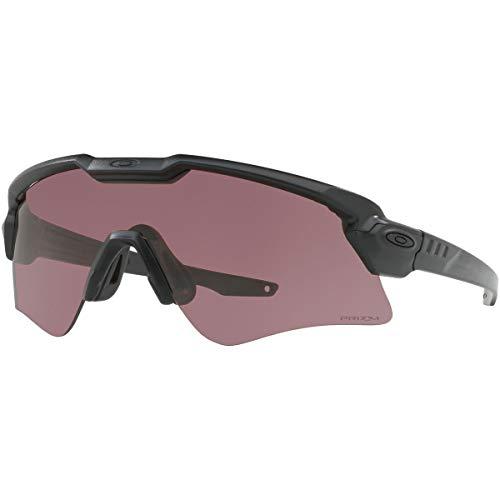 Oakley Men's Standard Issue Ballistic M Frame Sunglasses,OS,Matte Black/Prizm Tr22 (Oakley Si Ballistic M Frame 2-0 Vs 3-0)