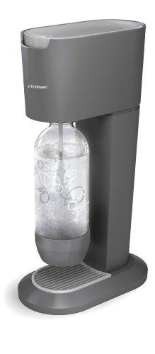 SodaStream Genesis Starter Kit, Black/Silver