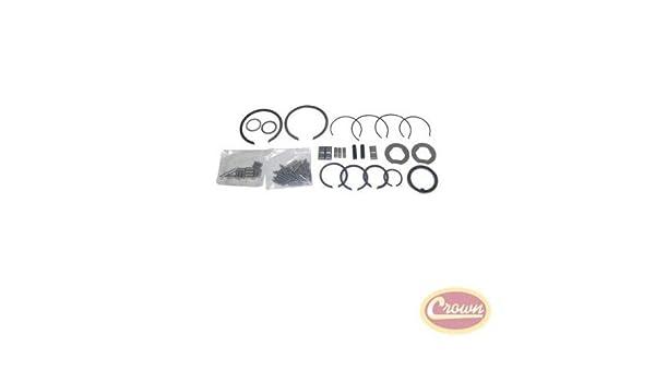 Amazon com: Small Parts Master Kit (SR4) - Crown# SR450MK