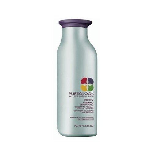 [Pureology Purify Shampoo for Color Treated Hair, 8.5 Ounce] (Pureology Extra Gentle Shampoo)