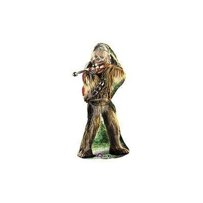 Mayflower Products Star Wars Birthday Party Supplies Foil Balloon Bouquet Decorations and (9) 11 Inch Star Wars Latex: Toys & Games
