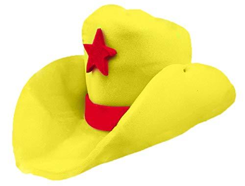 Foam Cowboy Hats - Novelty Giant Foam Cowboy Hat
