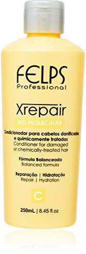 X Rapair Condicionador 250 ml, Felps, 250ml