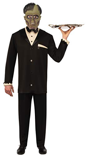 Lurch Addams Family Costume (Rubie's Addams Family Animated Movie Lurch Adult Costume, As As Shown,)
