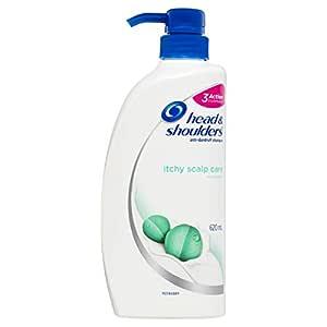 Head & Shoulders Itchy Scalp Care Eucalyptus Anti-Dandruff Shampoo 620ml
