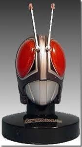 Masked Rider Mask Collection Vol.2 Masked Rider BLACK RX emission pedestal separately