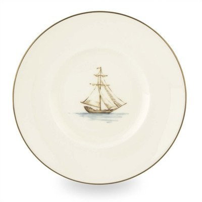 (Lenox British Colonial Tradewind Dessert Plates [Set of 2])