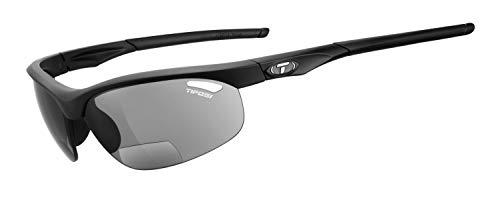 Tifosi Veloce Wrap Reading Glasses, Matte Black, 68 mm 2