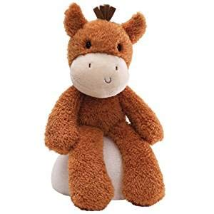 "GUND Fuzzy Horse 13.5"" Plush from GUND"