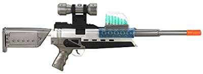 E5000 Auto Fire Blaster With Zombie Target from Blasterz
