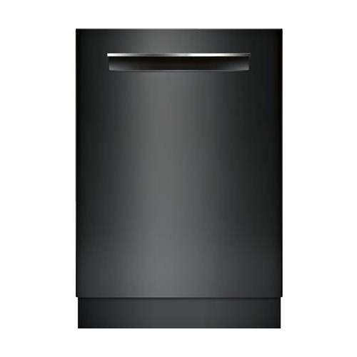 Bosch SHPM65W56N 24″ 500 Series Built In Fully Integrated Dishwasher with 5 Wash Cycles, in Black