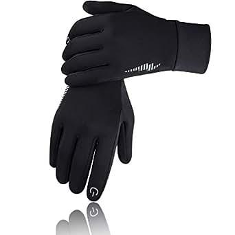 SIMARI Winter Gloves for Men Women, Keep Warm Touch Screen
