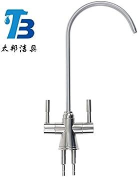 Red faucet faucet Net kitchen recta purificador de agua potable ...