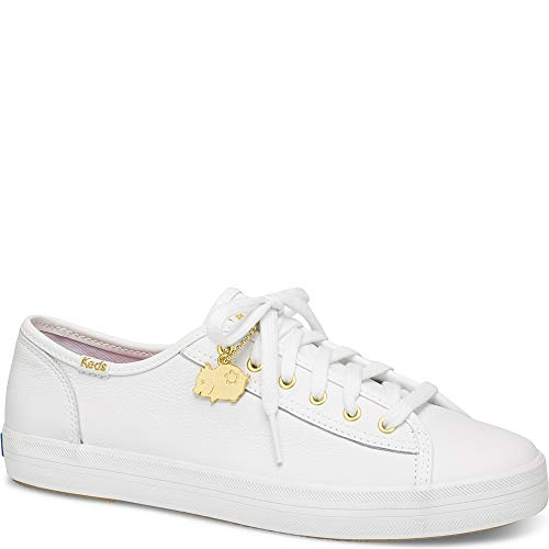 Keds Kickstart CNY Leather Women 5.5 White
