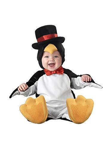 Lil' Penguin Costume Toddler 0-6 Months
