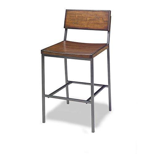 Progressive Furniture A103-43 Sawyer Stool, Brown