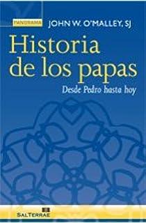 Historia De Los Papas: Amazon.es: Laboa Gallego, Juan María: Libros