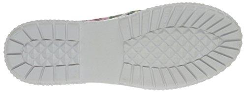 Grey Floral Moxy Fashion Sneaker Women's Maritime Mojo qPv4TU